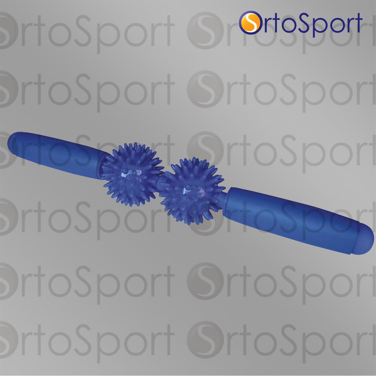 Массажер универсальный (2 мяча) ОS-010