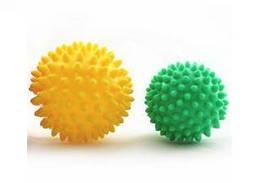Набор массажных мячиков (диаметр 8 см и 5 см)