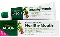 Зубная паста с маслом чайного дерева против парадонтоза Healthy Mouth, Jason