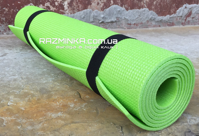 Коврик для йоги, фитнеса Колибри 5мм