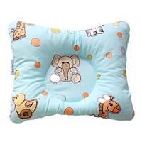 Подушка ортопедическая для новорожденных Лежебока Бабочка