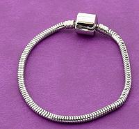 Браслет 'Pandora style' Металл 18 см