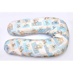 Подушка ортопедическая для беременных и кормления Олви ОП-15
