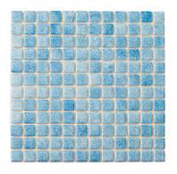 Мозаика стеклянная PW25202 sky blue