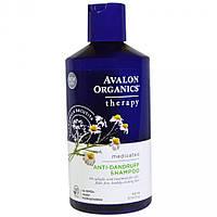 Шампунь от перхоти Ромашка, 414мл, Avalon Organics