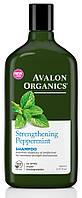 Шампунь укрепляющий Мята, 325мл, Avalon Organics