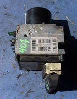 Блок ABSPeugeot4072004-20109660067280, 15710602, S118676001