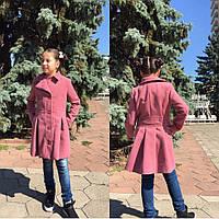 Осенние пальто на пуговицах осень 2017!! разные цвета.
