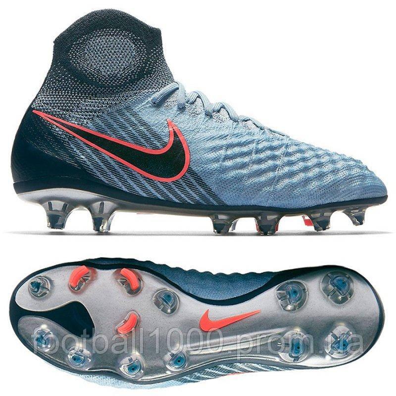 aabf626c Детские футбольные бутсы Nike Magista Obra II FG 844410-400 - Gooool.com.