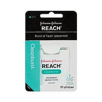 "Reach Cleanburst Floss ""Ледяная Мята"" (55 метров) USA"
