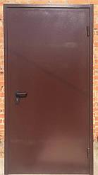"""Вхідні двері """"Портала"""" Економ """"Метал-метал"""""""