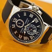 Популярные и оригинальные мужские часы Ulysse Nardin. Стильный дизайн. Отличное качество. Доступно Код: КГ1983
