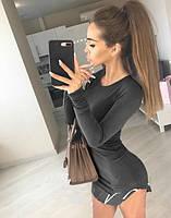 Платье женское Рози черное, женские платья