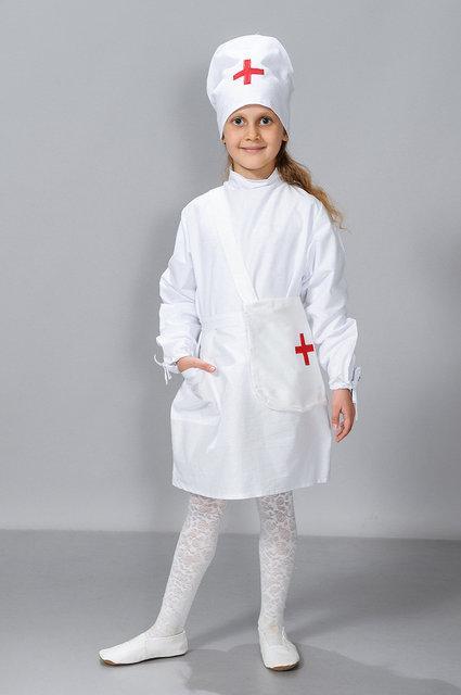 Детский карнавальный костюм Айболит