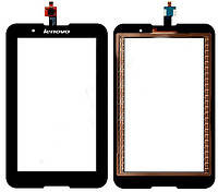 Сенсор (тачскрін) для планшета Lenovo A3300 IdeaTab чорний