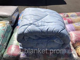 Одеяла двойной силикон. Одеяло двуспальное. Микрофибра. Антиаллергенное. Одела от производителя. MODA blanket, фото 3