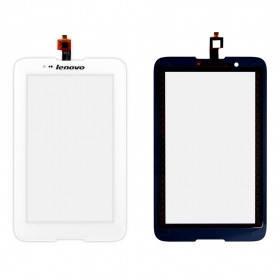 Сенсор (тачскрін) для планшета Lenovo A3300 IdeaTab білий
