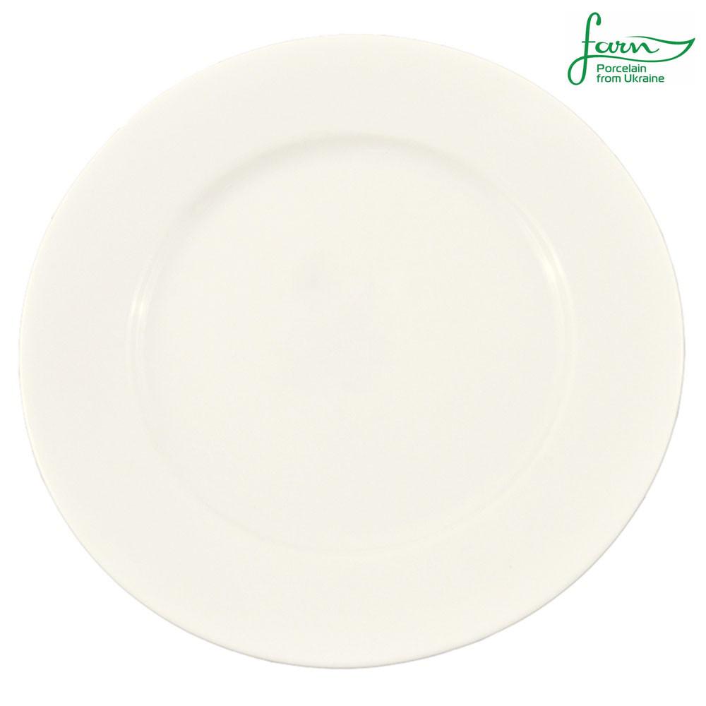 Порцелянова тарілка з бортом Farn Harmonie 280мм