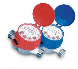 Apator счетчик воды JS-90 , DN=15, Qn=1,0, горячая вода.  , фото 1