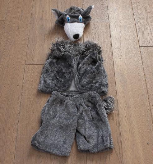Карнавальный новогодний костюм Волка - Гипермаркет товаров. Цены от производителя! в Одессе