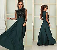 """Вечернее платье с красивым верхом """"Vidi-Alle"""" 2P/GA-3609"""