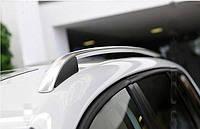 Рейлинги Volkswagen Touareg (2010-) /тип OEM,(Крепление на клей)