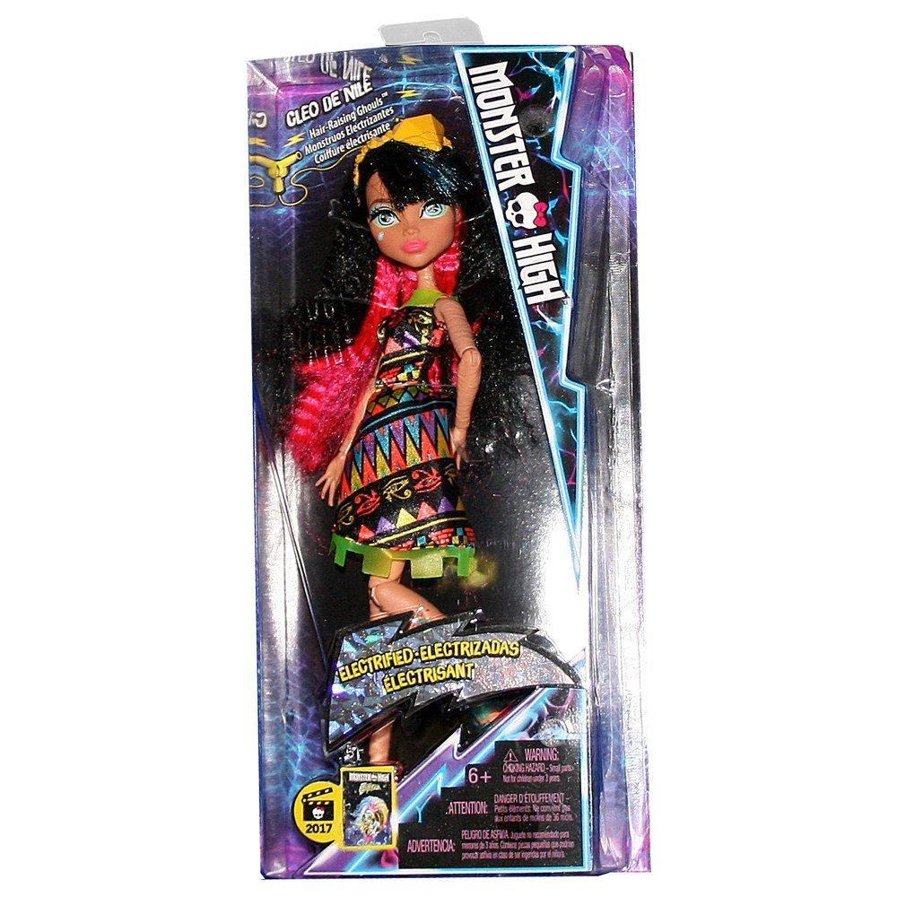 Monster High Cleo De Nile Electrified Supercharged Монстер Хай Клео де Нил Наэлектризованные