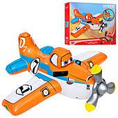Надувная игрушка для плавания самолет Planes