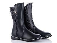 Демисезонная обувь Сапоги для девочек от фирмы MLV(32-37)