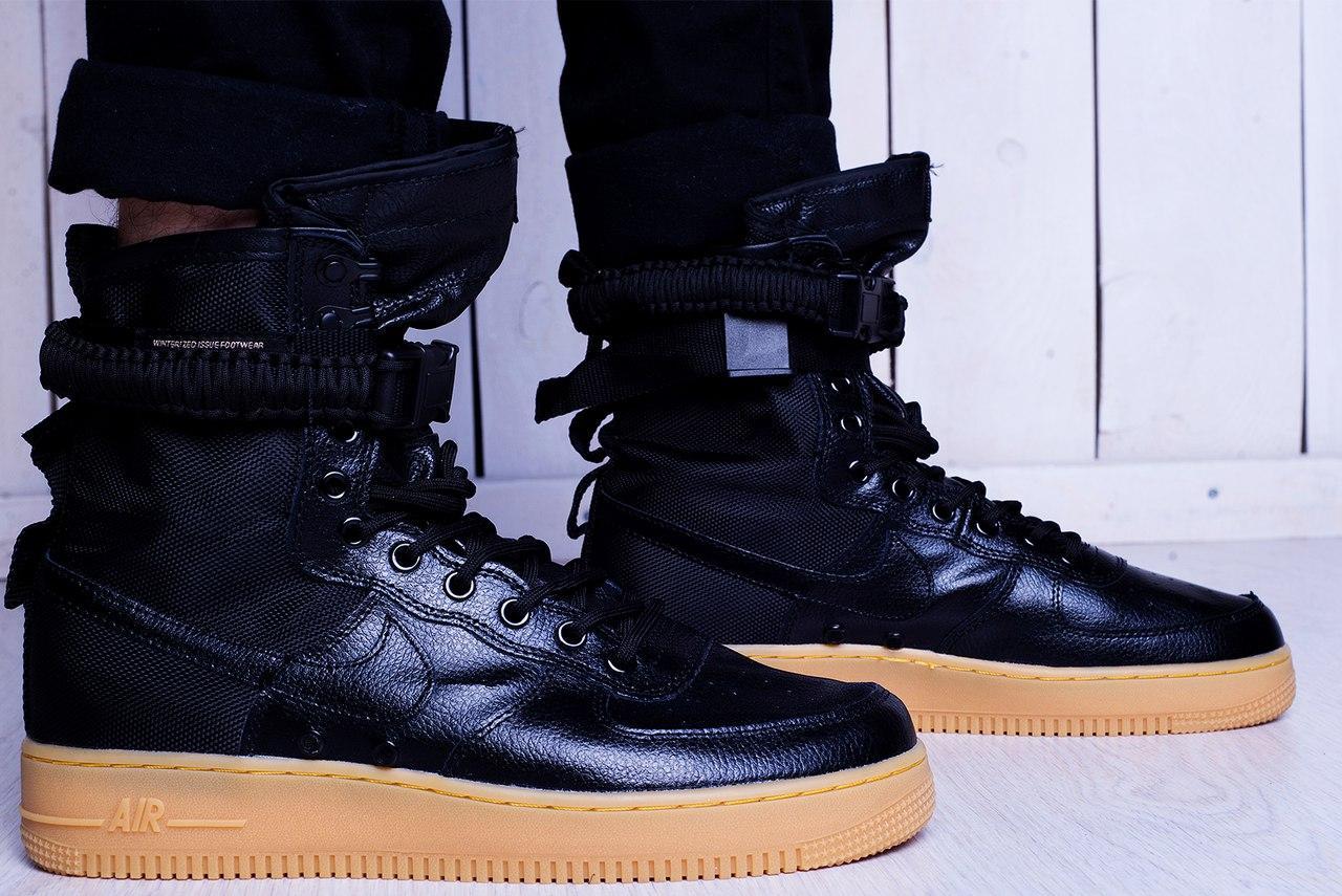 Мужские кроссовки Nike special field air force 1, Копия