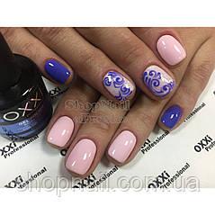 Гель-лак OXXI Professional №37 (светлый лилово-розовый, эмаль), 8 мл, фото 2