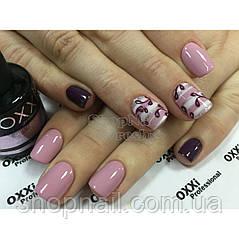Гель-лак OXXI Professional №38 (пастельный бежево-розовый, эмаль), 8 мл, фото 2