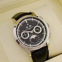 Статусные престижные мужские часы Vacheron Constantin. Отличное качество. Доступная цена. Дешево. Код: КГ1986
