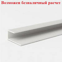 Профиль окантовочный для ЛГК 2.5м(L-обр.) 9.5мм