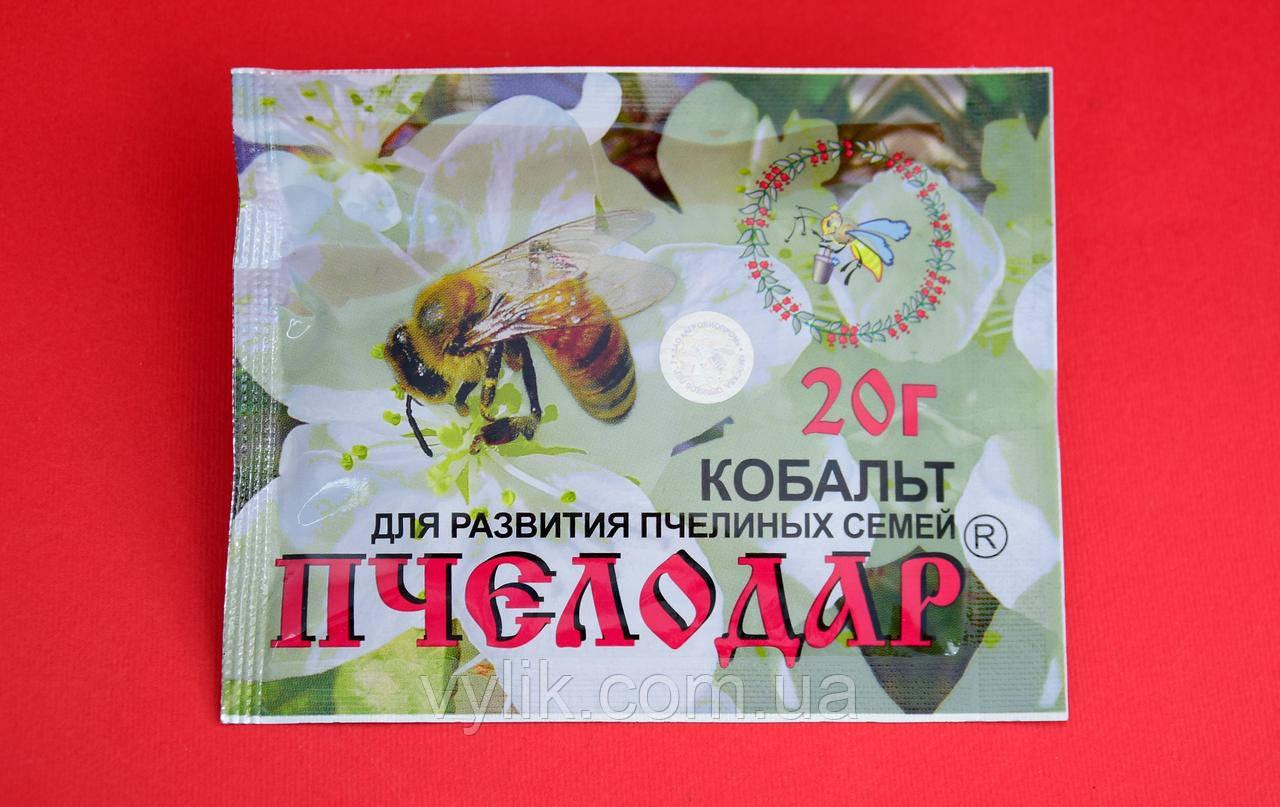 Пчелодар, 20г для развития пчелиных семей