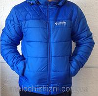 Зимняя мужская куртка Columbia 56-64 рр