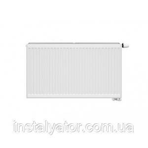 Радиатор стальной, панельный с нижним подключением Hi-Therm Compact 11