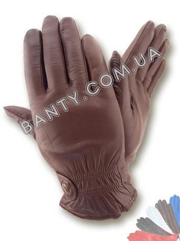 Перчатки мужские на подкладке модель 106, фото 2