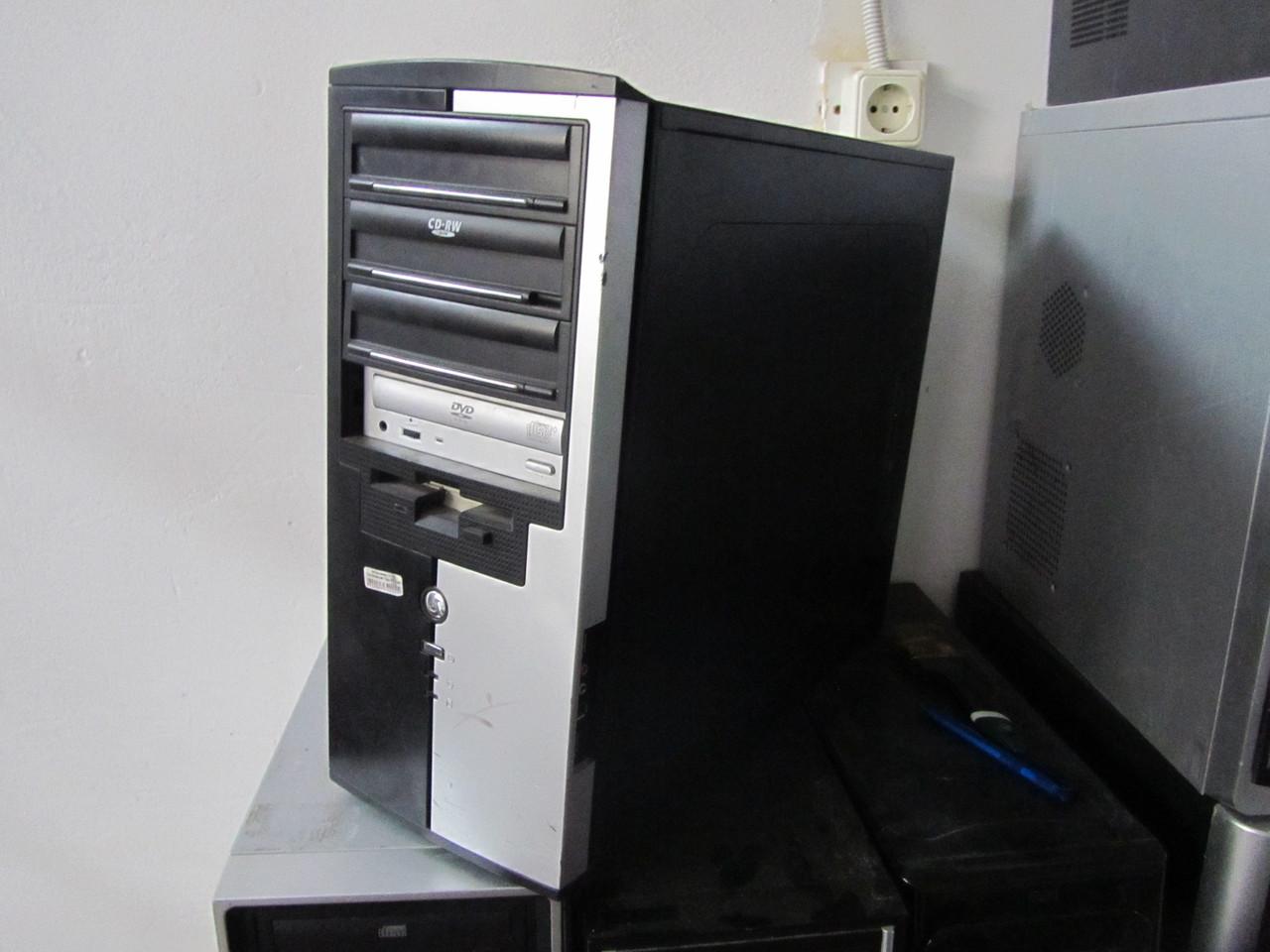 Корпус для компьютера miditower без БП №31