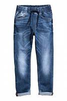 Джоггеры джинсы для мальчика H&M р.134 (арт.75002)
