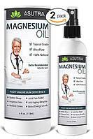 Магниевое масло в спрее ASUTRA Pure Zechstein Magnesium Oil Spray