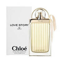Chloe Love Story Парфюмированная вода 75 мл TESTER