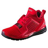Puma Ignite Red мужские женские красные кроссовки