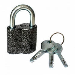 Замок навесной Аспект ЗН-А-55П 3 ключа