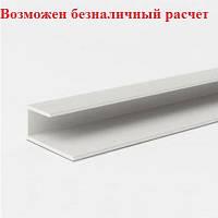 Профиль окантовочный для ЛГК 3м(L-обр.) 12,5мм