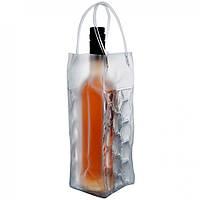 Гелевая сумка - холодильник для бутылки