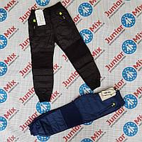 Теплі дитячі спортивні штани для хлопчиків оптом F&D