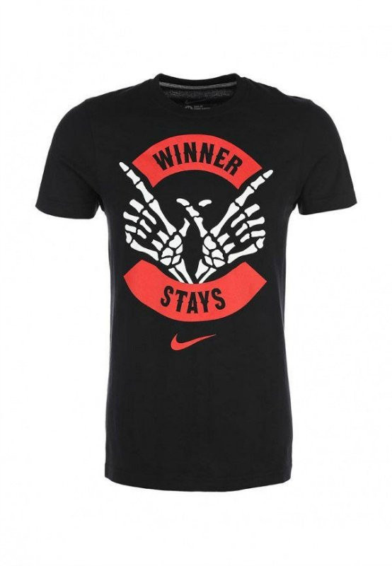 bf34b1ee12a4 Брендовая футболка Nike, найк, спортивная, хлопок, футболка мужская, КП1825