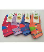 Детские теплые носки ангора
