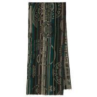 10370 кашне мужское разреженная шерсть 10370-10, павлопосадский шарф (кашне) шерстяной (разреженная шерсть) с осыпкой   Первый сорт    СКИДКА!!!